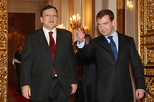 Barroso with the wrong person.